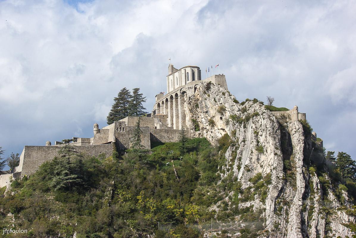 La citadelle de sisteron - Office du tourisme de sisteron ...